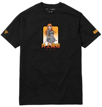 Load image into Gallery viewer, BLEACH ORIHIME SHIRT (BLACK)