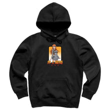 Load image into Gallery viewer, BLEACH ORIHIME HOODIE (BLACK)