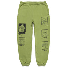 Load image into Gallery viewer, NARUTO TEAM 7 SWEAT PANTS (SAGE)