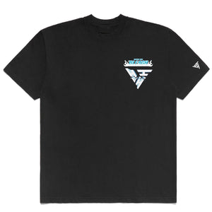 BLEACH TOSHIRO BREAK THROUGH SHIRT (BLACK)