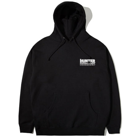 HXH TROUPE CHARACTER HOODIE (BLACK)