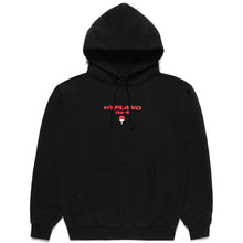 Load image into Gallery viewer, NARUTO UCHIHA HOODIE (BLACK)