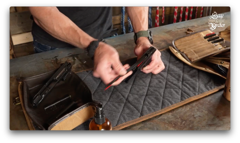 Gun cleaning brushes and picks for your gun cleaning kit