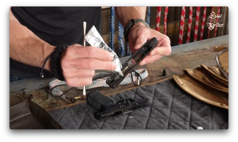 Sage and Braker gun and firearm grease