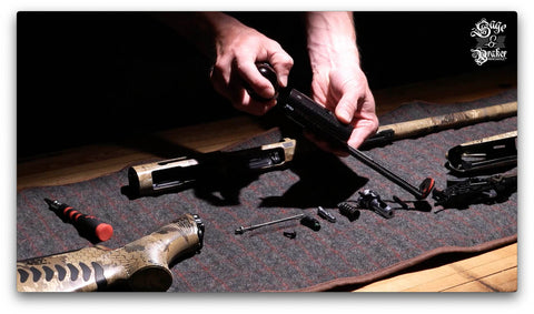 CLP gun cleaning solvent and gun lubricating
