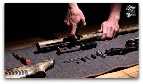 solvent for gun cleaning