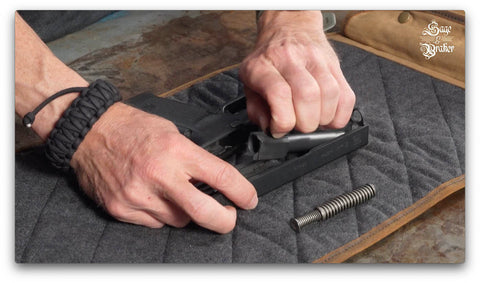 how to remove barrel Glock