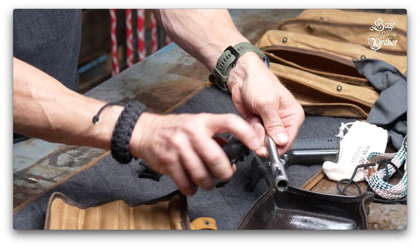 how to lubricate springfield 1911
