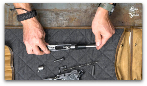 how to reassemble Springfield 1911