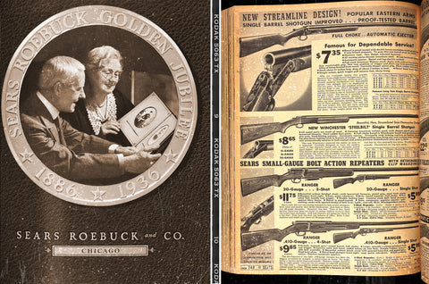 Sears and Roebuck 1936  Ranger 101.3 20 gauge shotgun