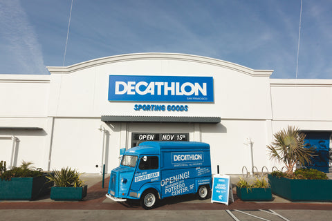 Decathlon Set to Open New Store in San Francisco, Announces Partnership with the SF Giants