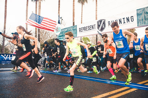 Decathlon Partners with Represent Running