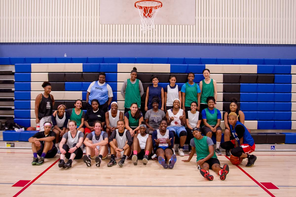 Decathlon Supports Women's All B-Ball to Create Opportunities in Sport