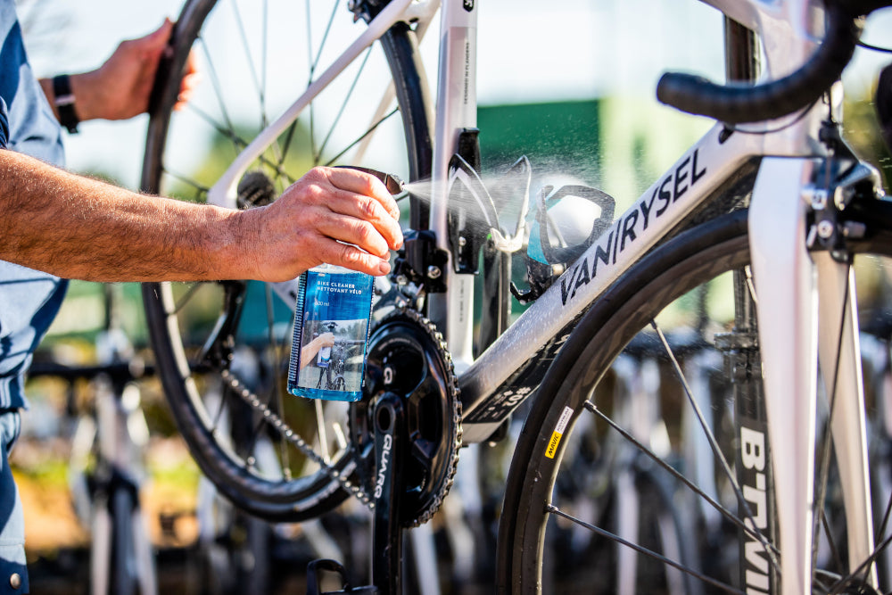 6 Steps for Maintaining & Cleaning Your Bike