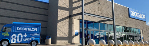 Decathlon Launches NewStore to Run U.S. Retail on iPhone