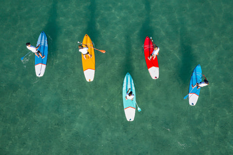 How to Choose Your Stand-Up Paddle Board