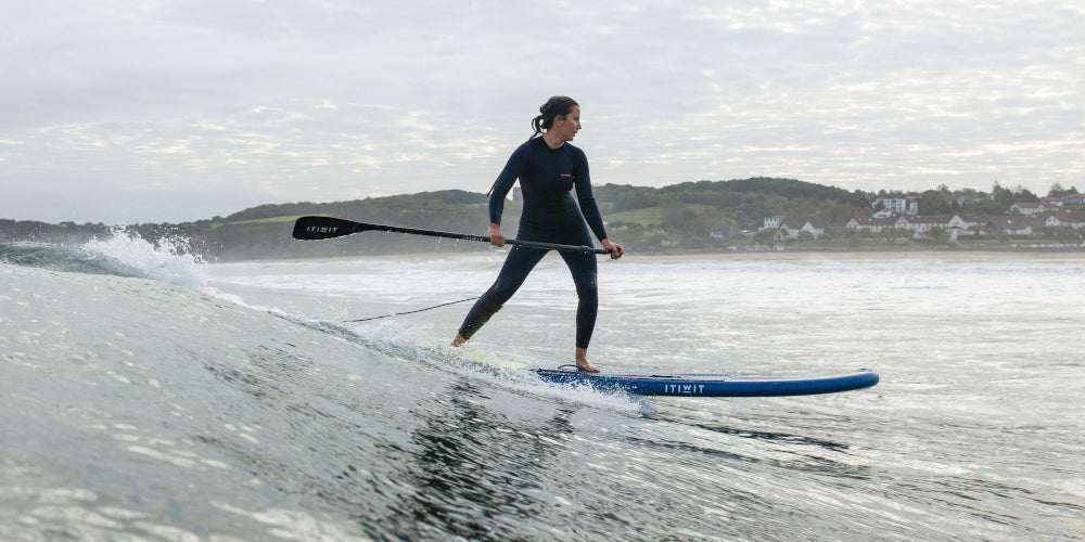 Top 4 Tips and Tricks to Improve Your SUP Surfing Skills