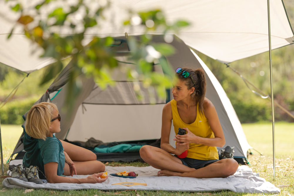 How to Get Rid of Tent Condensation