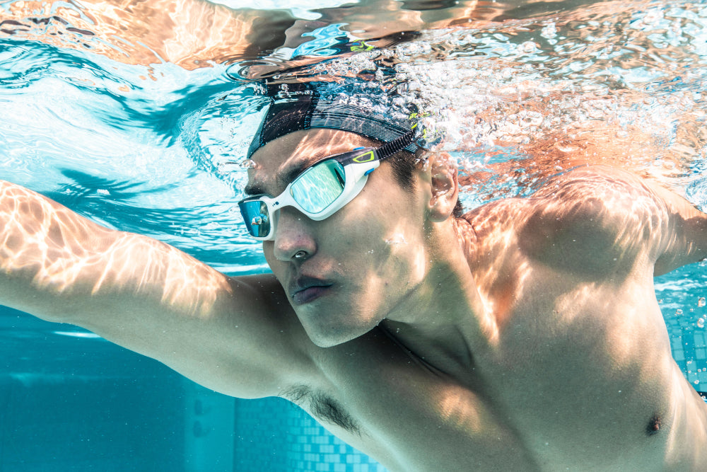 Swimming Exercises - Burn Calories With This Training Plan