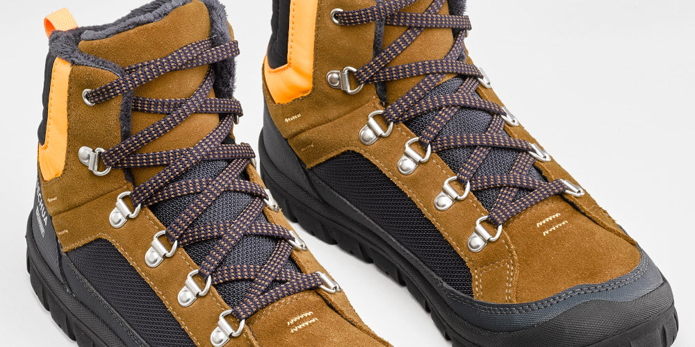 How to Properly Lace Up Your Hiking Shoes