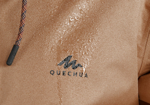 Who we are: Quechua waterproof jackets