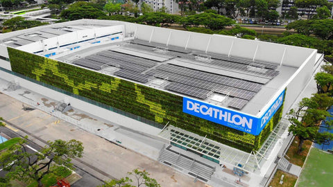 Decathlon Commits to 100% Renewable Electricity