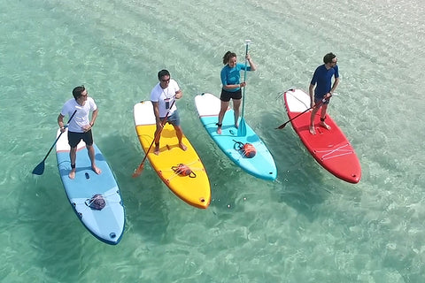 Kayak or SUP? How to Choose.