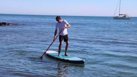 5 Stand-Up Paddle Boarding Tips