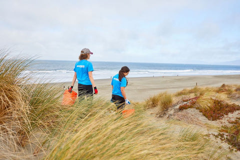 CA Coastal Cleanup Decathlon