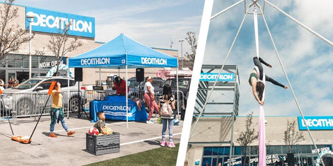 Decathlon East Bay: Summer Kick Off Event on Saturday, June 22
