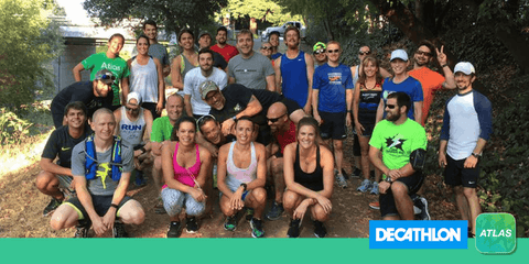 Decathlon to Host Atlas Couch to 5k Weekly Training Program