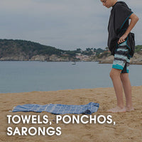 Bodyboarding Beach Towels, Ponchos