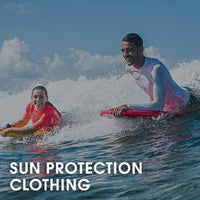 Bodyboarding Thermal Tops, Sun Protection Clothing