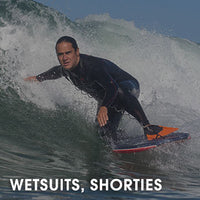 Bodyboarding Wetsuits, Shorties