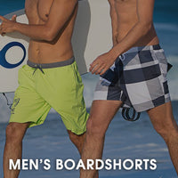 Men's Bodyboarding Boardshorts