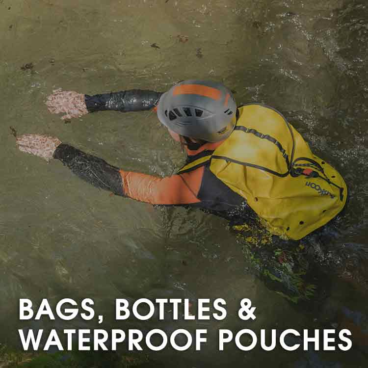 Bags, Bottles, Waterproof Pouches