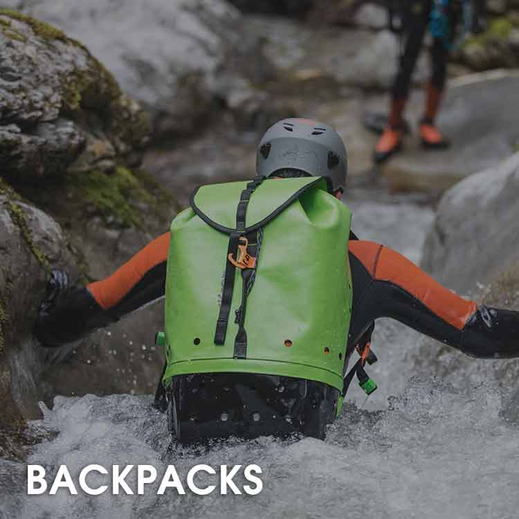 Canyoning Backpacks