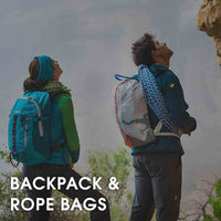 Climbing Backpacks & Rope Bags