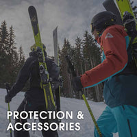 Freeride Ski Protection and Accessories