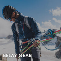 Mountaineering Belay Gear