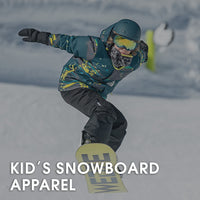 Kid's Snowboard Apparel