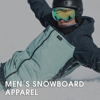 Men's Snowboard Apparel