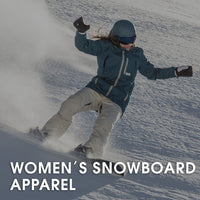 Women's Snowboard Apparel