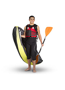 Stand up paddle, kayak