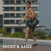 Pool Shoes & Bags