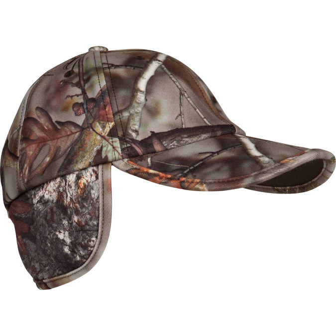 Hunting Ear Flap Cap Actikam-B,camouflage, photo 1 of 13