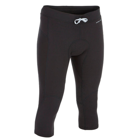 Men's Surfing Anti-UV Neoprene Cropped Pants 900,