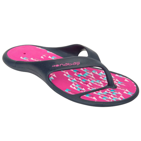 Women's Pool Flip-Flops Tongga Jelly,