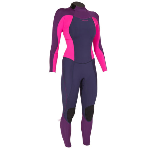 Women's Surfing Neoprene Wetsuit 900 - 3/2 mm,