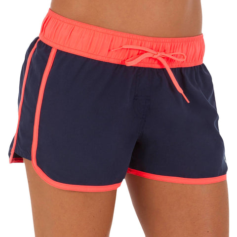Women's Surfing Elasticated Waistband Boardshorts TINI,